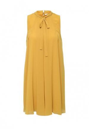 Платье BCBGeneration. Цвет: желтый
