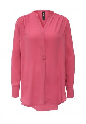 Блуза Bestia. Цвет: розовый