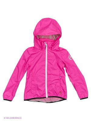 Куртка Reima. Цвет: фуксия