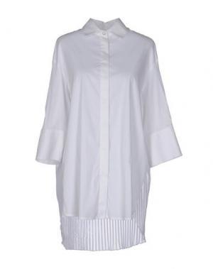 Pубашка CHIARA D'ESTE. Цвет: белый