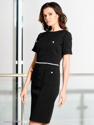 Платье LuAnn. Цвет: черный