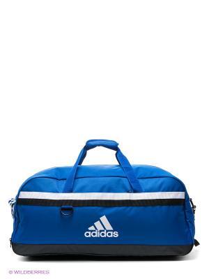 Сумка TIRO TB L Adidas. Цвет: синий