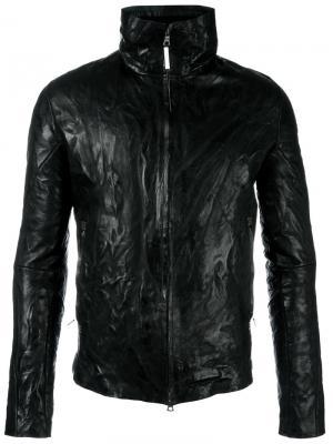 Куртка на молнии Isaac Sellam Experience. Цвет: чёрный