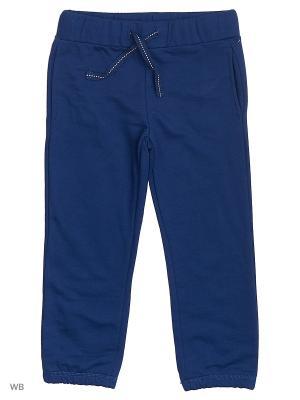 Спортивные брюки Modis. Цвет: темно-синий, серо-голубой