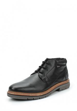 Ботинки Bugatti. Цвет: черный