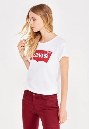 Футболка Levis® Levi's®. Цвет: белый