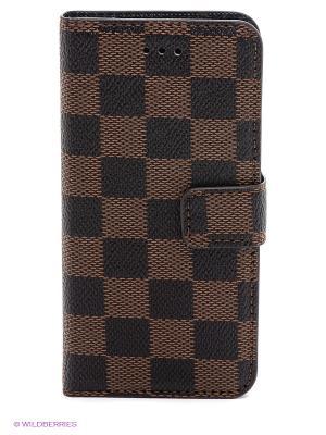Чехол для iphone 6 WB. Цвет: коричневый, черный