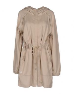 Легкое пальто ELEVEN PARIS. Цвет: бежевый