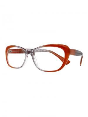 Оправа Valencia. 42015 C10. Цвет: черный, оранжевый, прозрачный