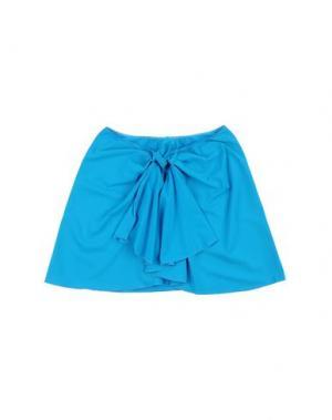 Пляжное платье FISICHINO. Цвет: лазурный
