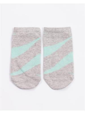 Носки Mark Formelle. Цвет: серый меланж, бирюзовый, розовый