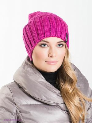 Шапка Viking caps&gloves. Цвет: фуксия