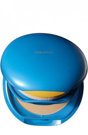 Солнцезащитное компактное тональное средство SPF 30 Shiseido. Цвет: бесцветный