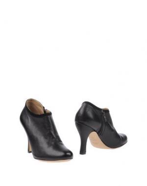 Ботинки MINA BUENOS AIRES. Цвет: черный