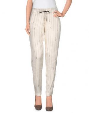 Повседневные брюки HEIMSTONE. Цвет: бежевый