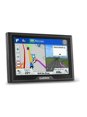 Навигационный приемник Drive 50 RUS LMT, GPS (010-01532-45) GARMIN. Цвет: черный