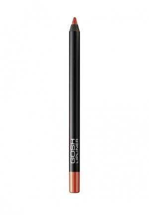 Карандаш для губ Gosh. Цвет: оранжевый