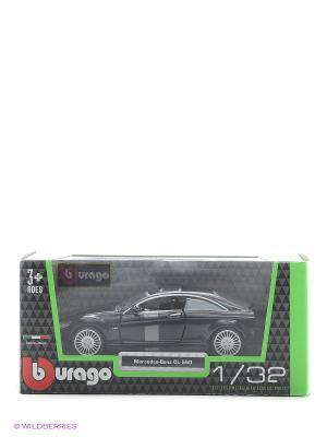 Машина Mercedes Benz CL-550 Bburago. Цвет: черный