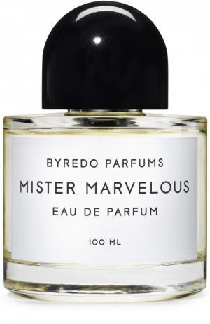 Парфюмерная вода Mister Marvelous Byredo. Цвет: бесцветный