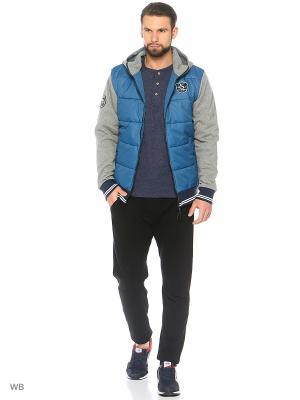 Куртка Stayer. Цвет: бирюзовый, серый