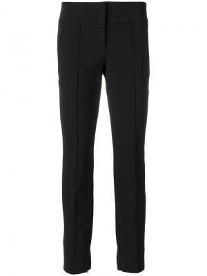Rhapsody Gallon trousers Cambio. Цвет: чёрный