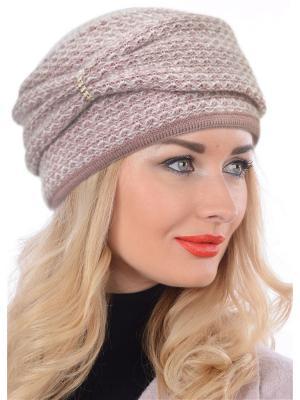 Шляпа Сиринга. Цвет: бледно-розовый, молочный