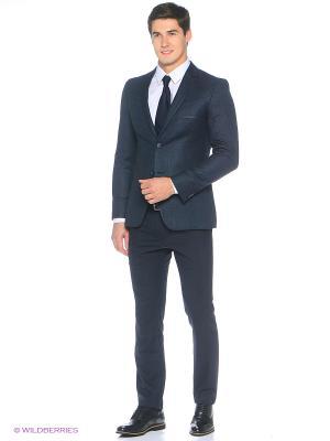 Пиджак CLAUDE. Цвет: серый