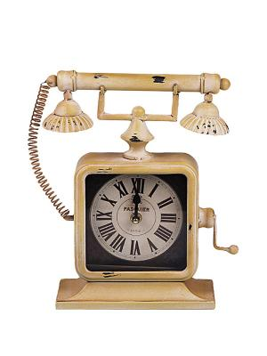 Часы настольные PATRICIA. Цвет: желтый