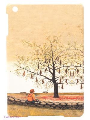 Сlip-case для iPad Mini Autumn Tree Kawaii Factory. Цвет: бежевый