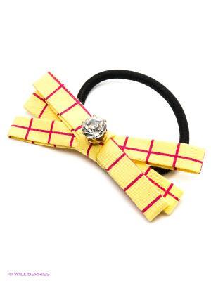 Резинка Migura. Цвет: желтый, фиолетовый, черный