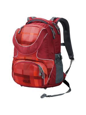 Рюкзак RAMSON 26 PACK Jack Wolfskin. Цвет: красный