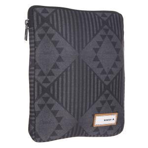 Чехол для планшетника  Ipad Sleeve New West Burton. Цвет: черный,серый