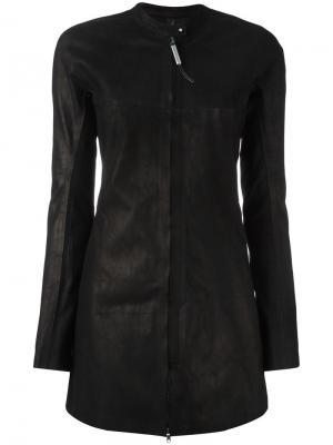 Куртка Ambitieuse Isaac Sellam Experience. Цвет: чёрный
