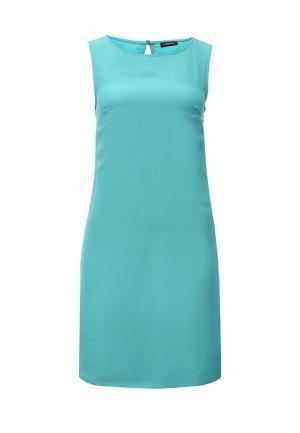 Платье Motivi. Цвет: бирюзовый