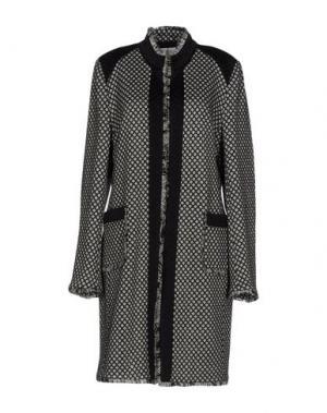 Пальто JOSEPH RIBKOFF. Цвет: черный