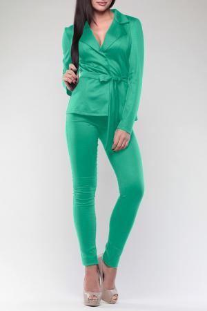 Комплект MAURINI. Цвет: зеленый