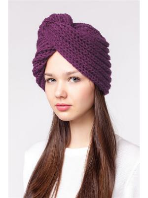 Чалма EMMY. Цвет: фиолетовый