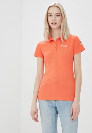 Поло Regatta. Цвет: оранжевый