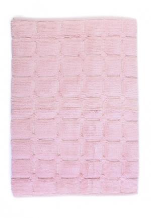 Коврик Arloni. Цвет: розовый