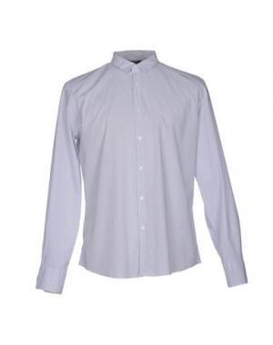 Pубашка 26.7 TWENTYSIXSEVEN. Цвет: синий