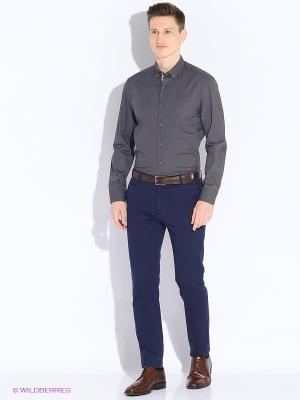 Рубашка MEXX. Цвет: темно-серый
