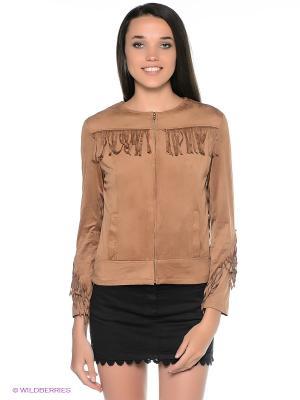 Жакет Fullah Sugah. Цвет: коричневый