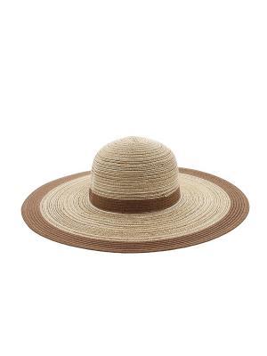 Шляпа R.Mountain. Цвет: коричневый