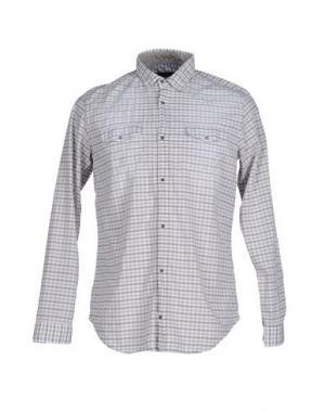 Pубашка N° 4 FOUR. Цвет: бежевый