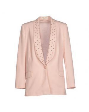Пиджак GIORGIA & JOHNS. Цвет: розовый
