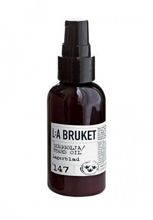Масло для бороды La Bruket