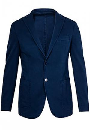 Пиджак SMALTO. Цвет: синий