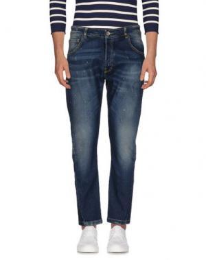 Джинсовые брюки JEORDIE'S. Цвет: синий