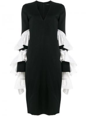 Платье Molotov Ellery. Цвет: чёрный