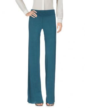 Повседневные брюки FRANCESCA FERRANTE. Цвет: зеленый